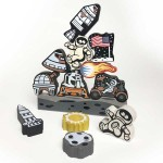 Lunar Lander Stacking Game & Playset