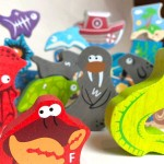 Ocean A to Z Puzzle & Playset
