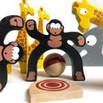 Safari Bowl - Toddler Bowling Game