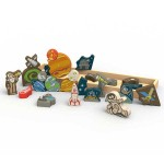Space A to Z Puzzle & Playset