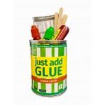 Just Add Glue