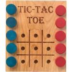 Deluxe Cherry Tic-Tac-Toe