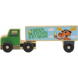 Ice Cream Semi Truck