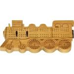 Train Engine Cribbage
