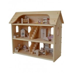 Seri's Dollhouse Set