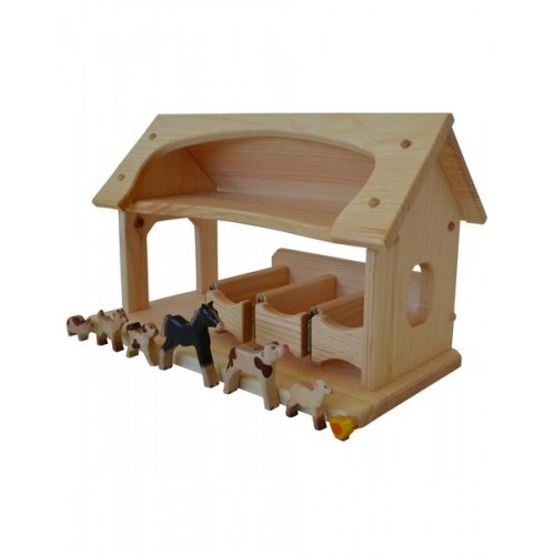 Baby Sunset Stable Set
