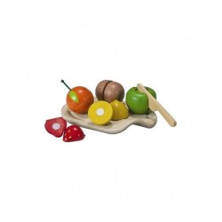 Assorted Fruit Slicing Set