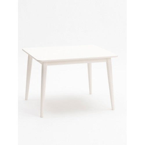 Crescent Table - White