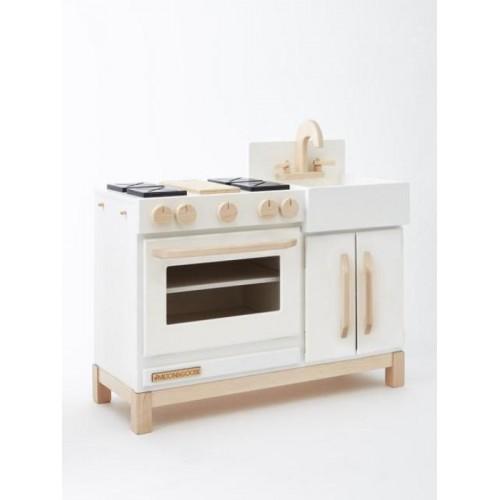 Essential Play Kitchen - White