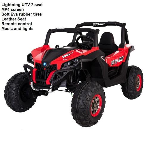 Lightning UTV 4 Motor