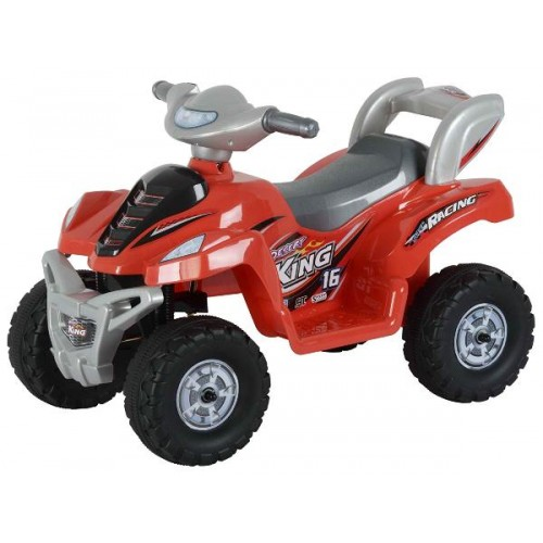 Little Atv Red