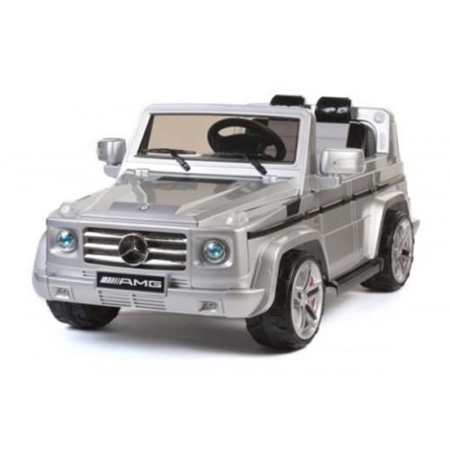 Mercedes Benz G55 12V Silver