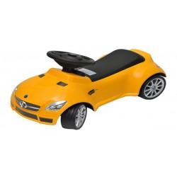 Mercedes SLK55 AMG Push Car - Yellow