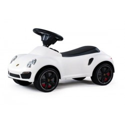 Porsche Push Car White