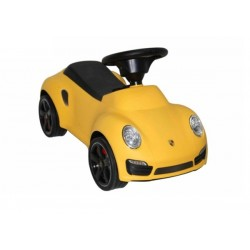 Porsche Push Car Yellow