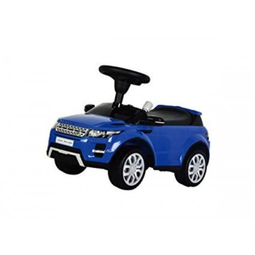 Range Rover Push Car Blue
