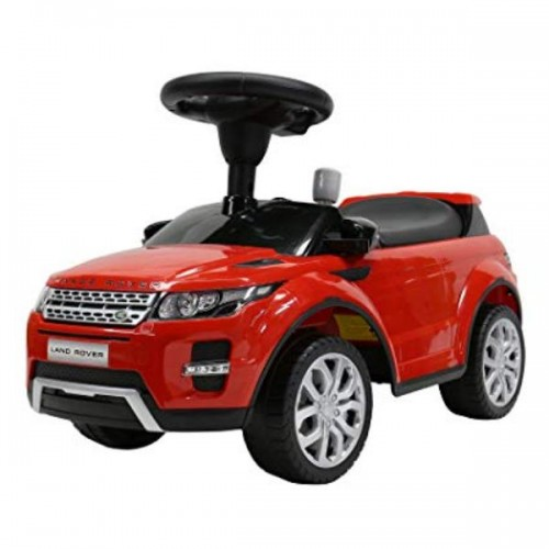 Range Rover Push Car Red