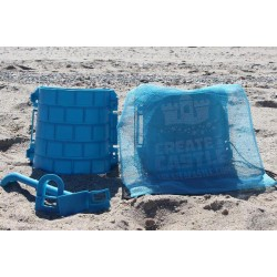 Sand & Snow Castle Kit - Basic Tower