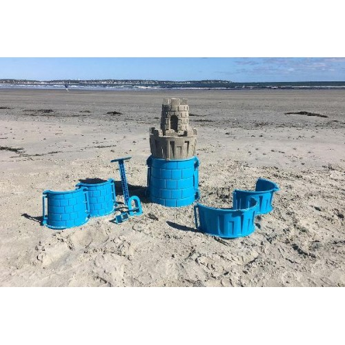 Sand & Snow Castle Kit - Pro Tower Kit