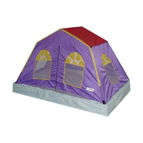 Dream House Kids Canopy Play Tent Size Double