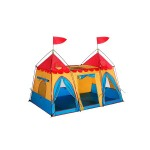 Kids Fantasy Palace Play Tent 2 Castle Towers Easy Set-Up