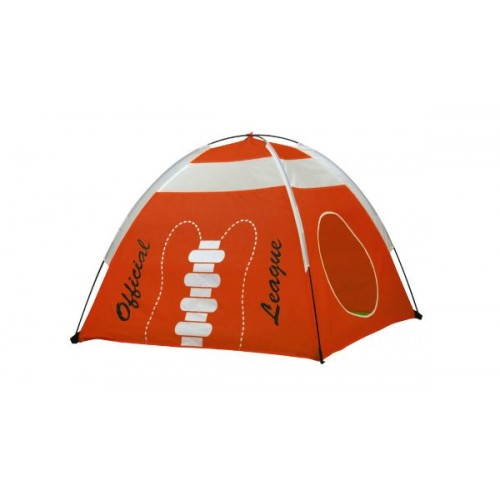 Football Dome Play Tent With Curtain Doors Easy to Set Up