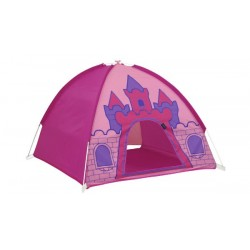 4 X 4 Princess Castle Dome Play Tent Curtain Doors Velcro Closure