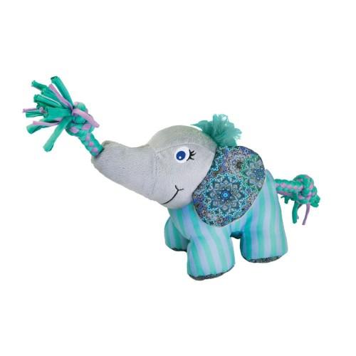 KONG® Knots Carnival Elephant