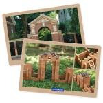 Tabletop Notch Blocks - Western 85 pc. set