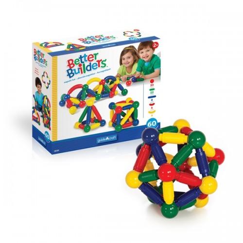 Better Builders® - 60 pc. Set