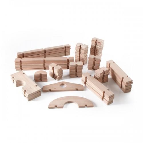 Notch Blocks - 89 pc. set