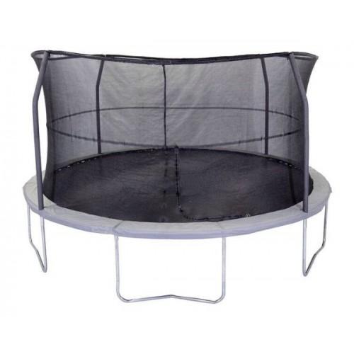 15 Ft Trampoline & Enclosure System (6 Legs/ 4 Poles)
