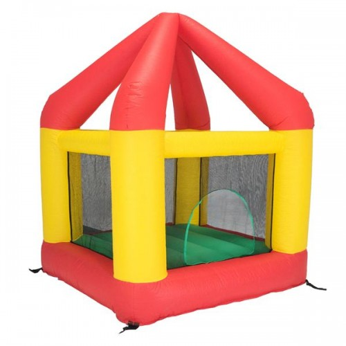 6.25' X 6' Bounce House - Open Roof (Without Cover)