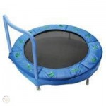 "Jumpking 48"" Bouncer Frog Blue"