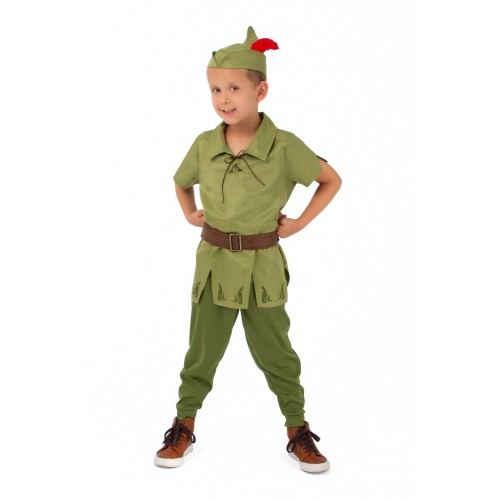 Little Adventures Peter Pan with Hat