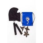 Little Adventure Drawstring Backpack Ninja Gift Set