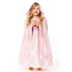 Little Adventures Child Cloak Pink