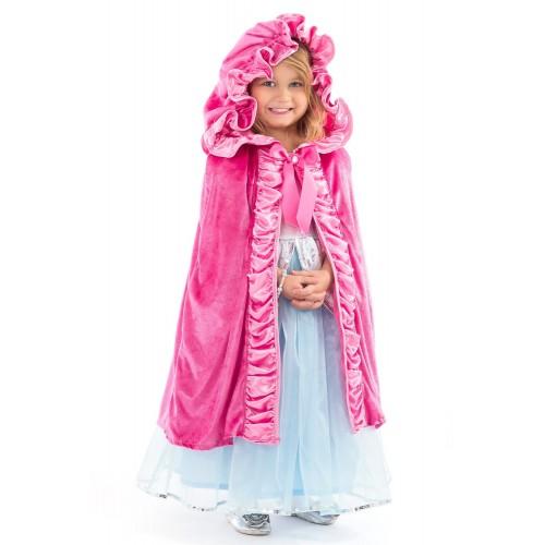 Little Adventures Cloak Pink Deluxe