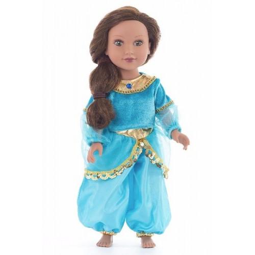 Little Adventure Doll Dress Arabian Princess