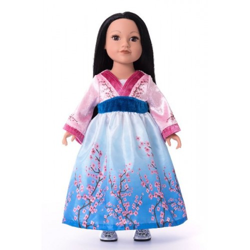 Little Adventure Doll Dress Asian Princess