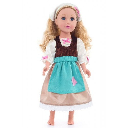 Little Adventure Doll Dress Cinderella Day Dress