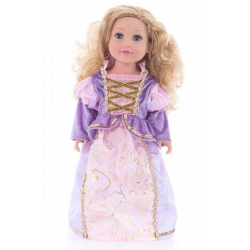 Little Adventure Doll Dress Classic Rapunzel