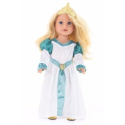 Little Adventure Doll Dress Deluxe Swan Princess