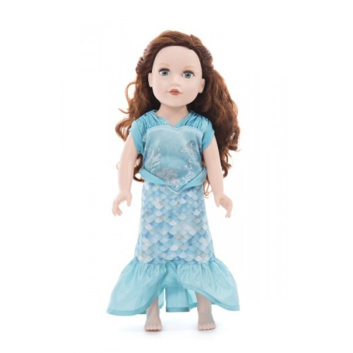 Little Adventure Doll Dress Mermaid 2018