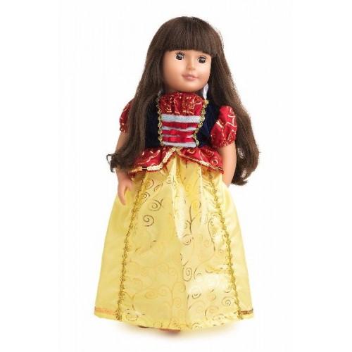 Little Adventure Doll Dress Snow White