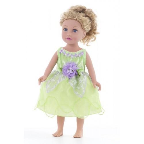 Little Adventure Doll Dress Tinkerbell