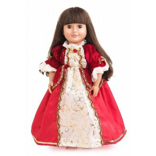 Little Adventure Doll Dress Winter Beauty