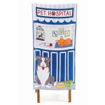 Little Adventure Little Pet Clinic Chair Cover
