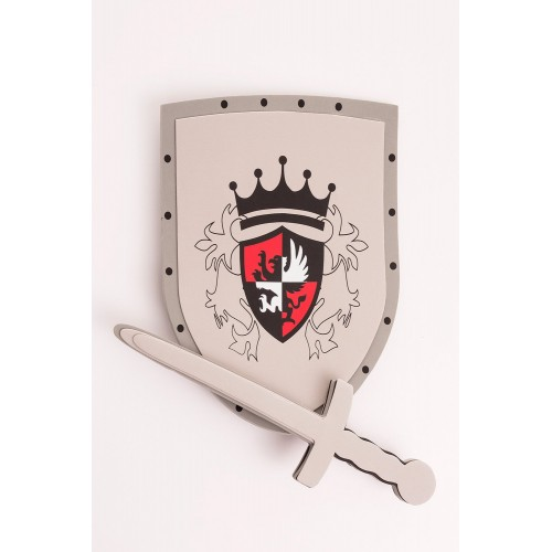Little Adventure Sword & Shield Set Red