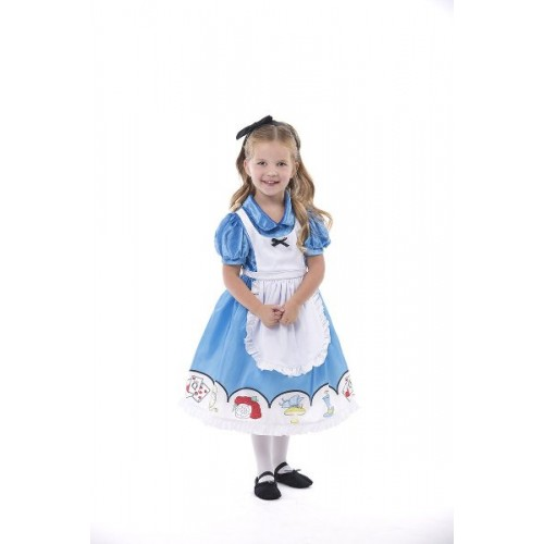 Little Adventures Alice with Headband